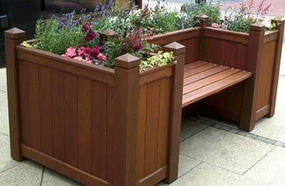 Planter Seats