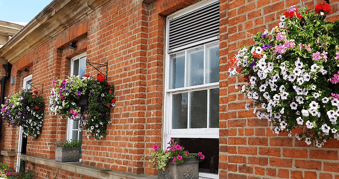 Plantscape floral displays UK